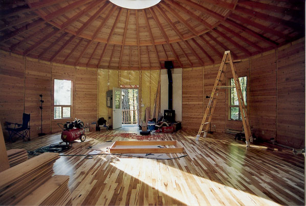 Look Ma Itsa Yurt